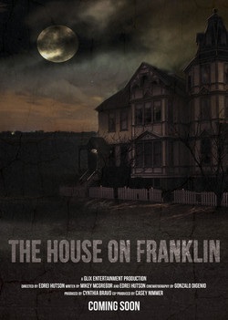 The house on Franklin poster