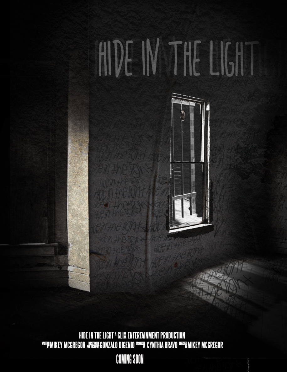 Hide in the light poster