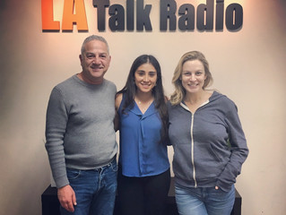 Sam in the morning with Tory - Interview with Cynthia Bravo