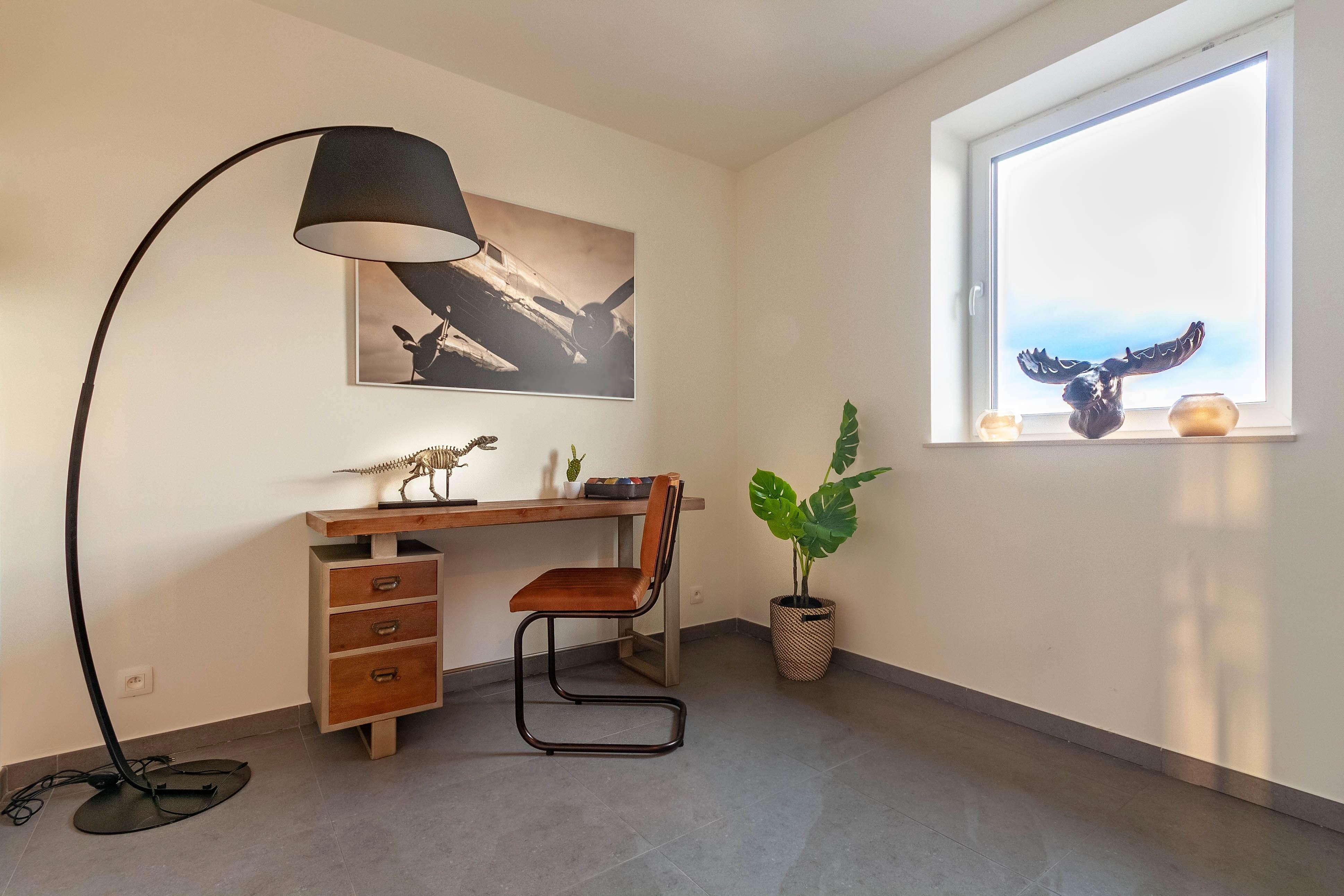 Appartement Témoin à Jemappe