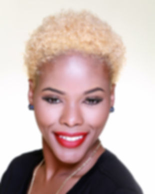 wash and go blonde hairstyle style near lithonia georgia