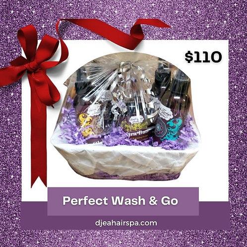 Perfect Wash & Go