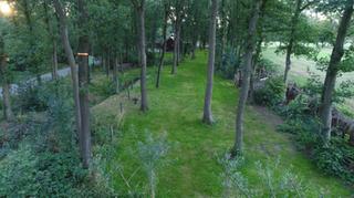 Het Natuurbos achteraanzicht