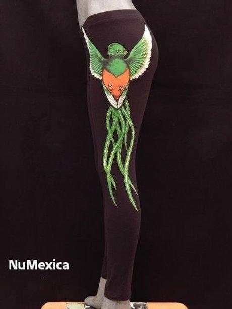 """Mallon modelo """"Quetzal"""""""