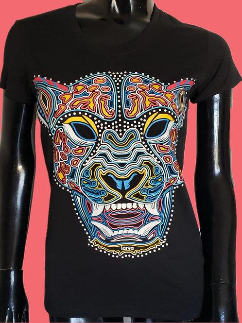 Blusa alebrije jaguar