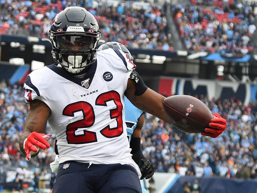 Carlos Hyde signs with Seahawks