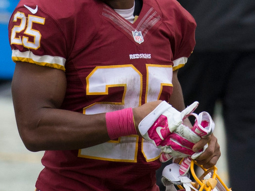 Chris Thompson signs with Jaguars; Reunites with former coach.