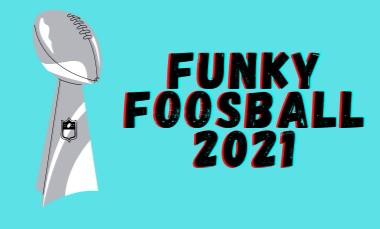 Home League Draft Recap - Funky Foosball 2021