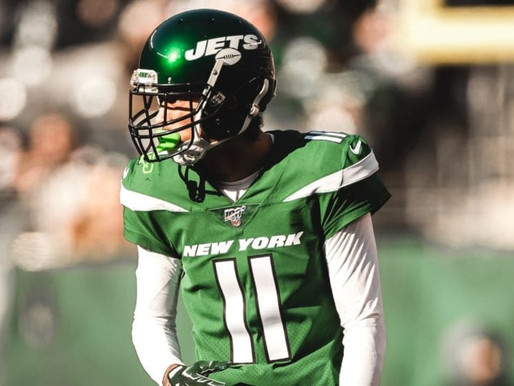 Robby Anderson signs with Panthers