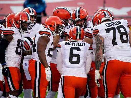 Pump or Dump 2021 – Cleveland Browns
