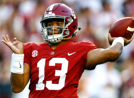 Tua Tagvailoa headed to South Beach