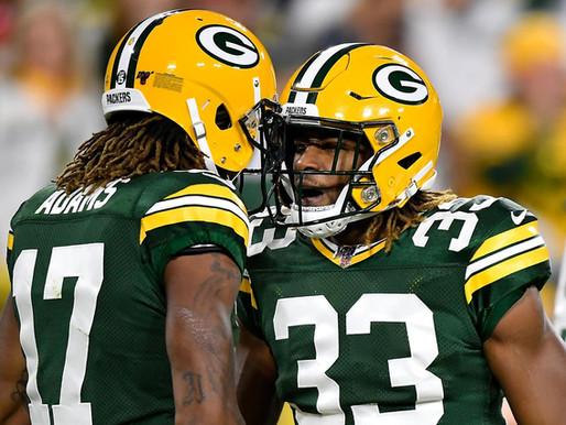 Pump or Dump 2021 – Green Bay Packers