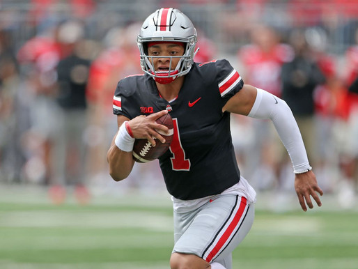 The Bears finally get one right: Bears take Justin Fields