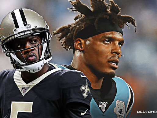 Teddy signs with Panthers; End of Cam Era?