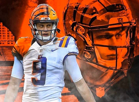 Joe Burrow to the Bengals: Shocking!