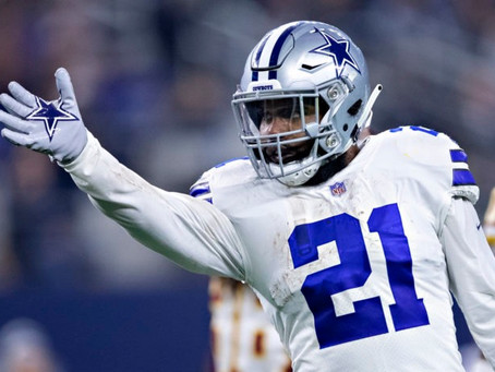 Zeke is back! Tell a friend!
