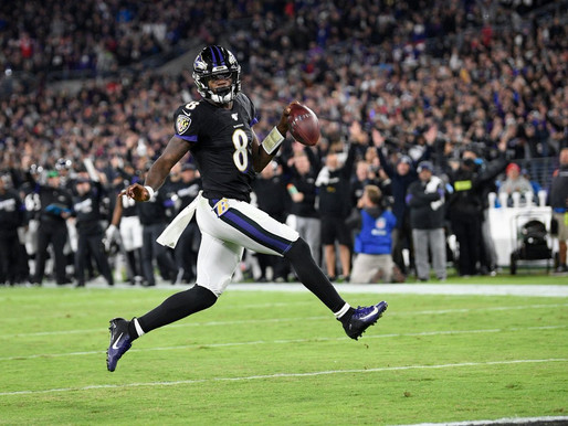 Pump or Dump 2021 – Baltimore Ravens