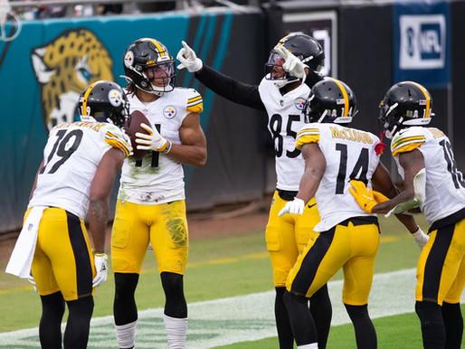 Pump or Dump 2021 – Pittsburgh Steelers