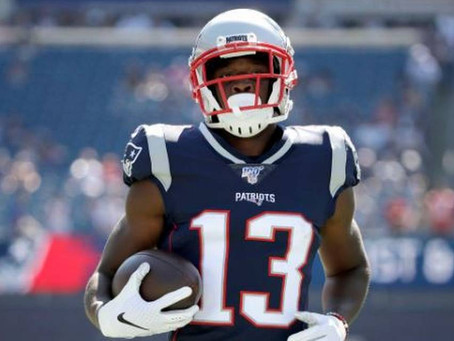 Phillip Dorsett signs with Seahawks