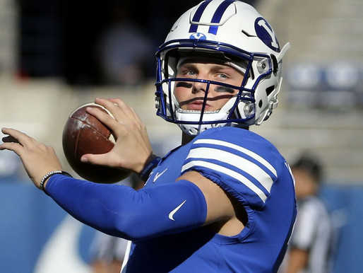 BYU QB headed to the Big Apple: New York Jets select Zach Wilson 2nd Overall