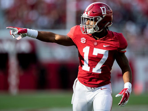 Tua gets a familiar face to throw to: Jaylen Waddle headed to South Beach