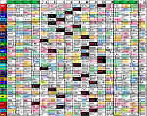 Defensive Matchup Cheatsheet