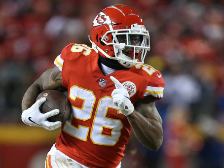 Covid-gate Strikes! Damien Williams opts out of 2020 Season.