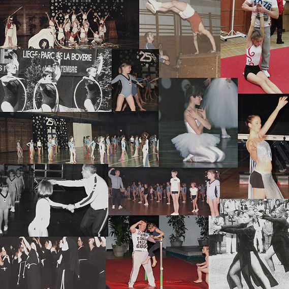 club de danse club de gymnastique artistique cours de gymnastique artistique à Liège grivegnée beyne chénée
