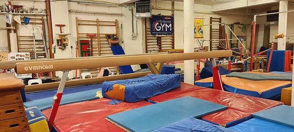 Club de gymnastique liege - poutre - Gymnastique fille