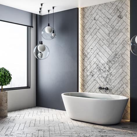 Bathroom Design, Highgate, London