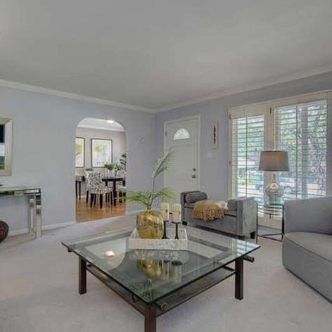 Living Room Design, Redwood City, San Francisco Bay Area