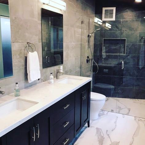 Bathroom Design, Belmont, San Francisco Bay Area