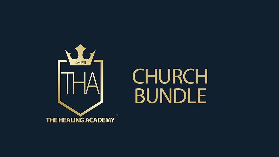 THA Church Bundle VOLUME 1