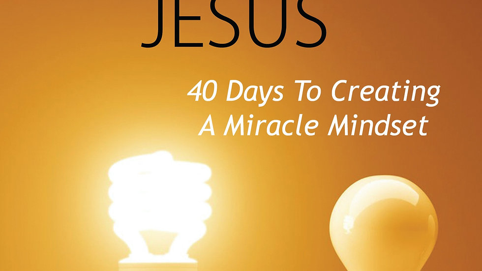 Think Like Jesus 40 Day Devotional | EBOOK
