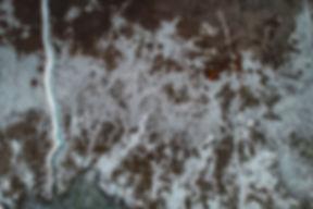 Vue aérienne d'un terrain Barren