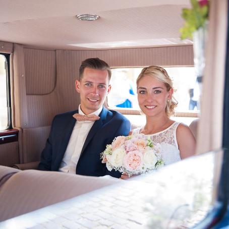 Mariage de Magalie & Benjamin