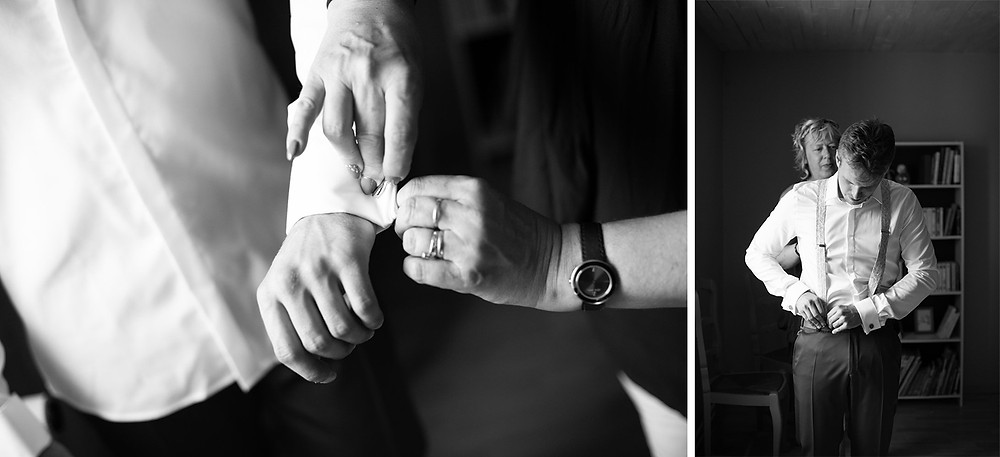 photographe mariage préparatifs marié