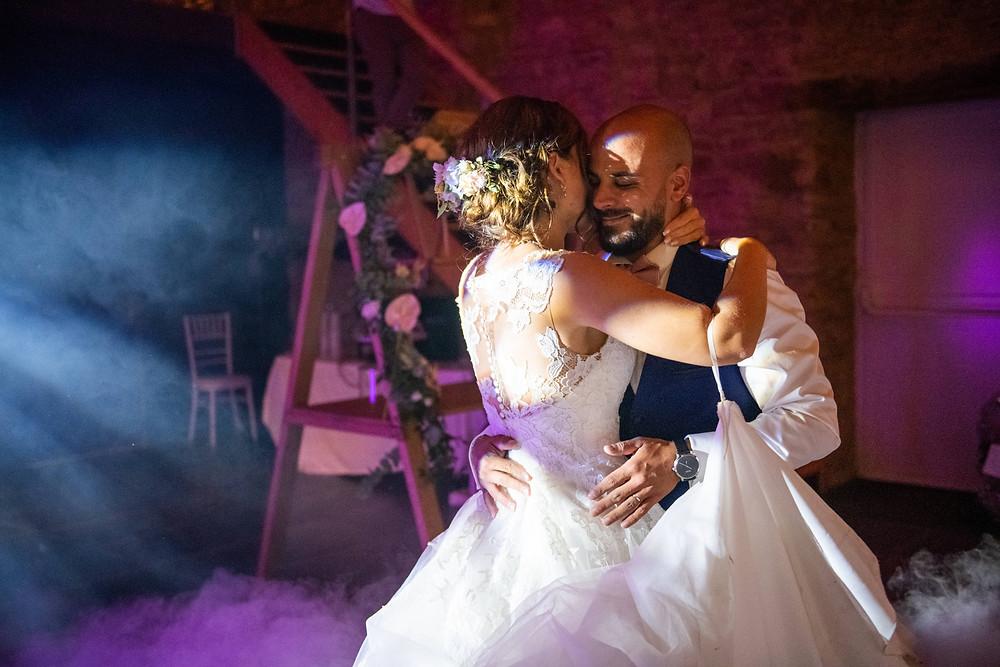 photographe mariage soirée château de preisch