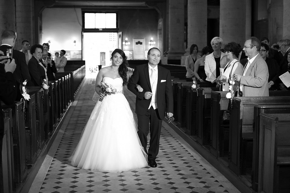 photographe mariage église thionville