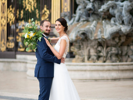 Mariage de Prescillia & Benjamin