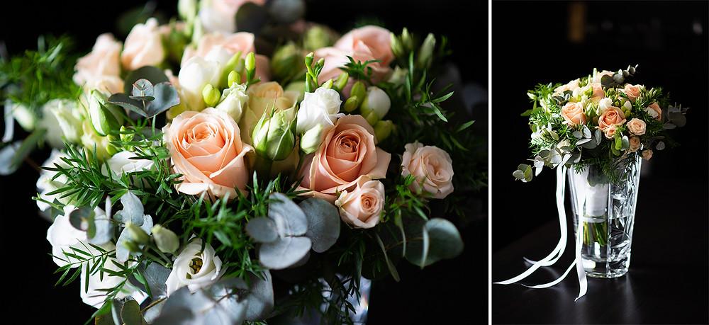 photographe mariage préparatifs détails bouquet