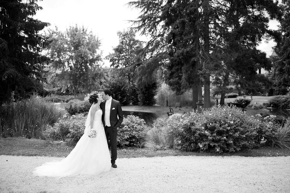Photographe mariage metz couple