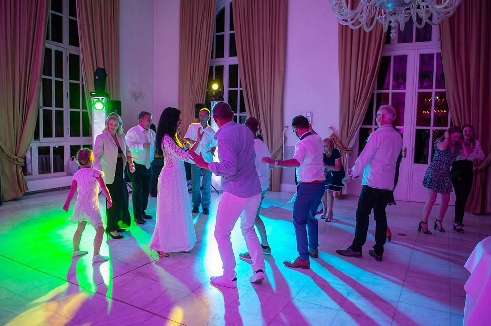 photographe mariage mondorf orangerie soirée
