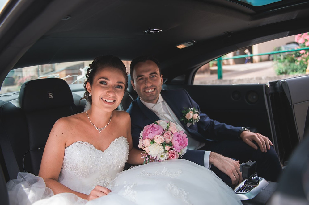 Photographe mariage metz mairie