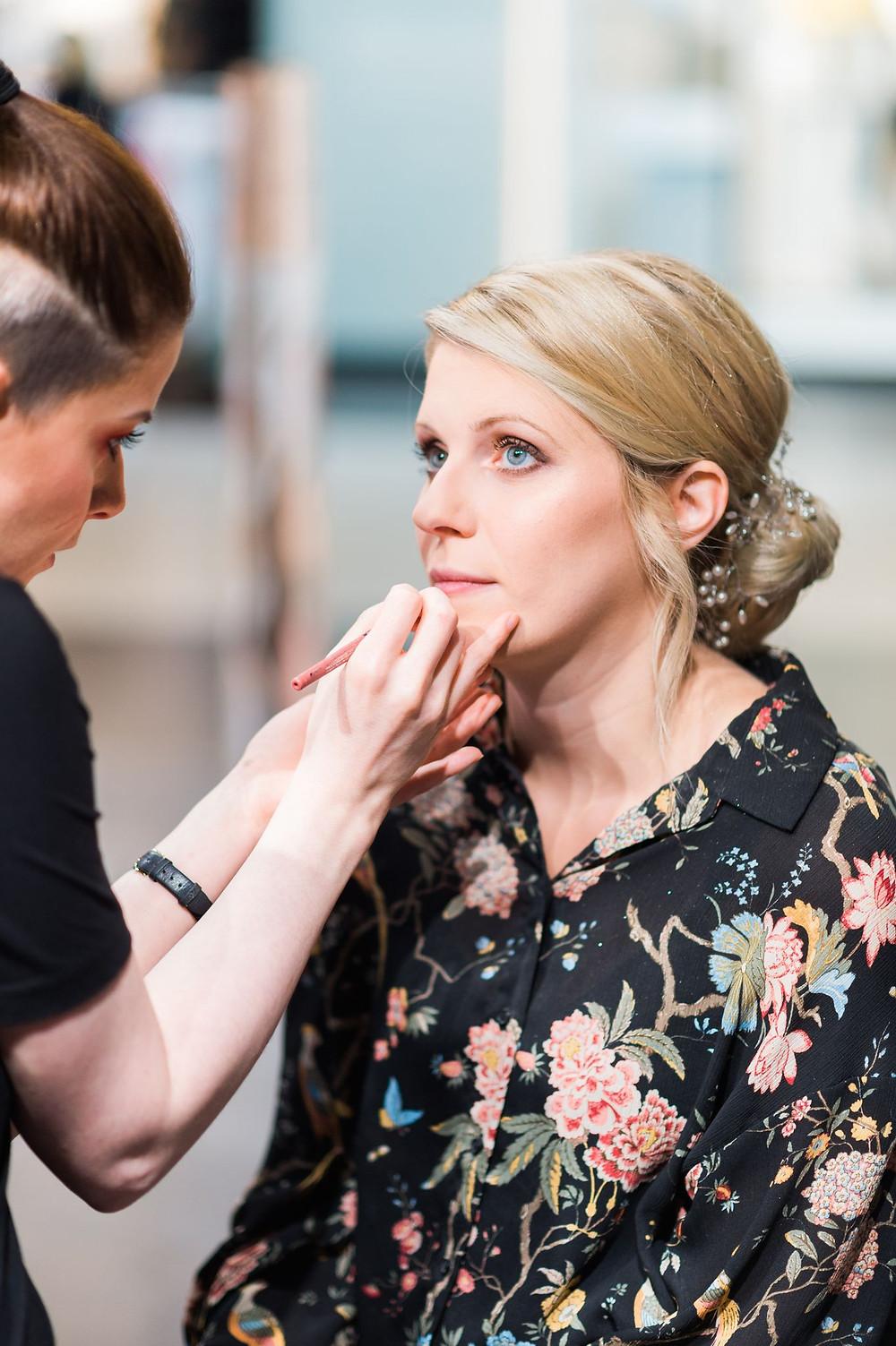 photographe mariage préparatifs maquillage farebersviller