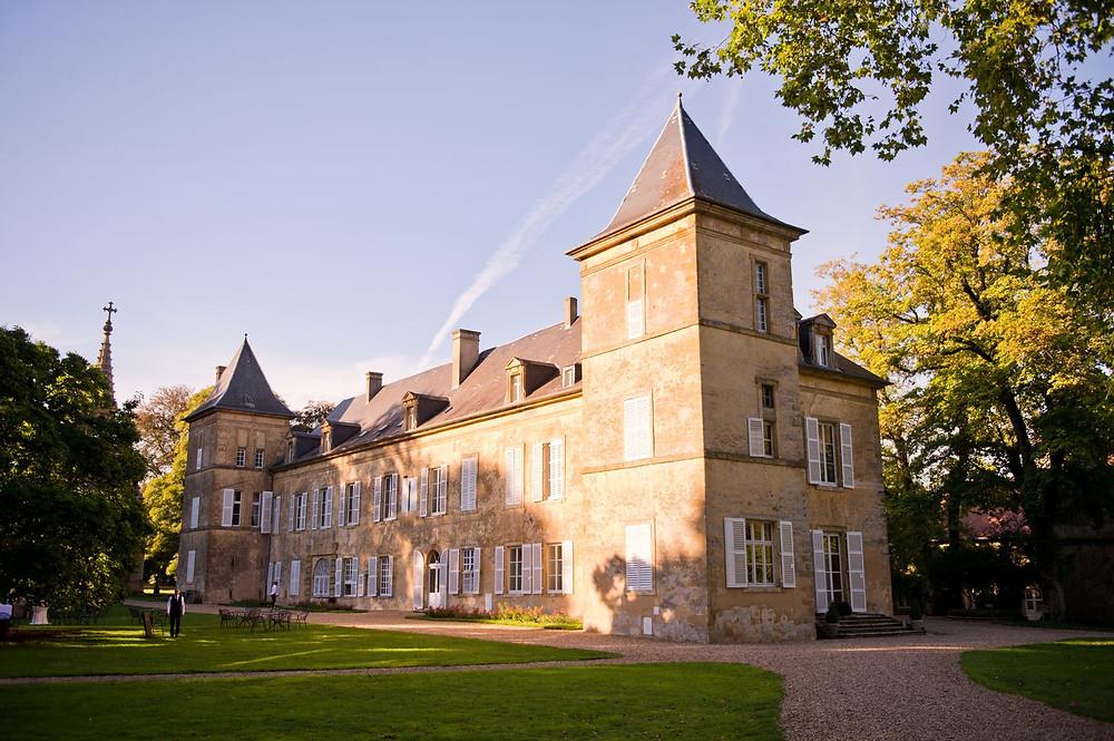 Photographe mariage château de Preisch