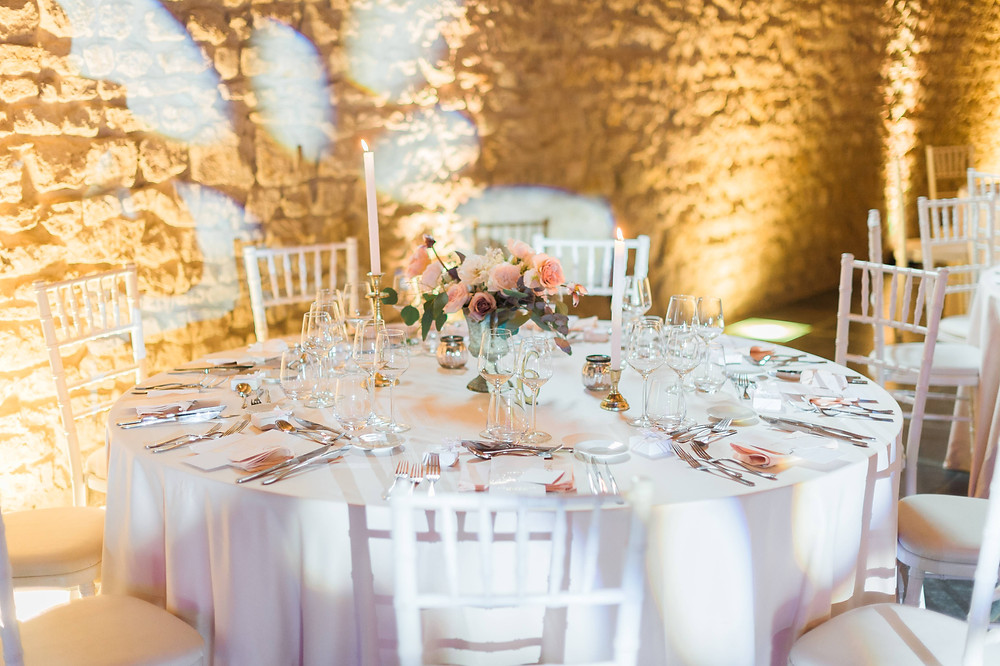 photographe mariage décoration château de preisch