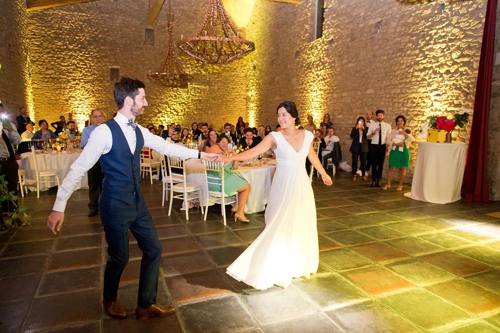 Photographe mariage soirée au château de Preisch
