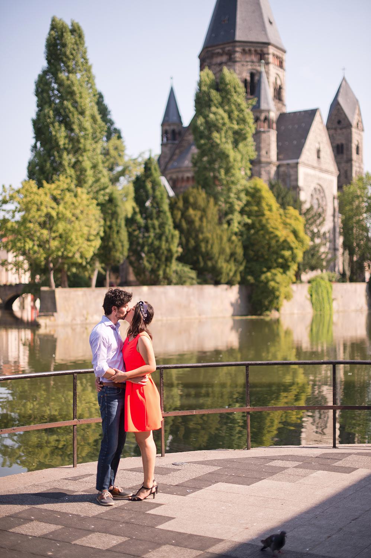 Photographe couple Metz Luxembourg