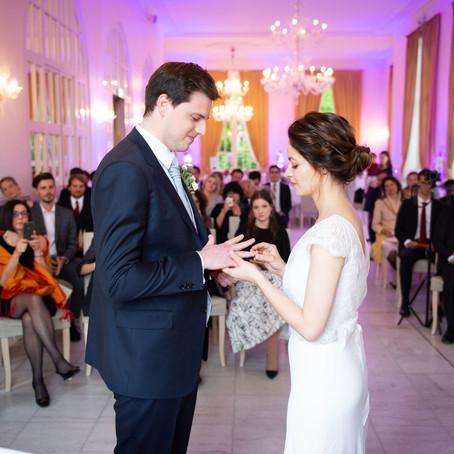 Mariage de Marie-Andrea & Clemens